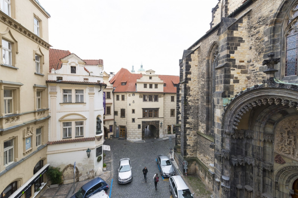 Services of our hotel near the old town square hotel for Hotels near old town square prague